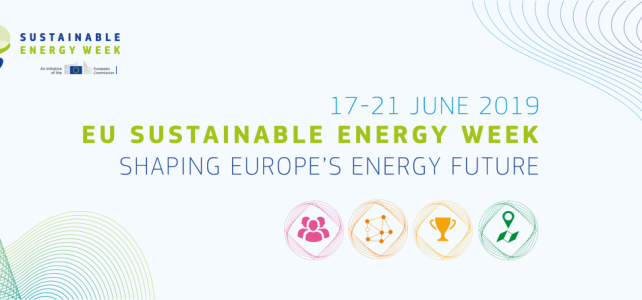 PANTERA at EU Sustainable Energy Week 2019