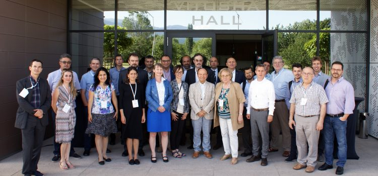 "PANTERA Workshop ""Pan European Research and Innovation activities for Smart Grids, Energy Storage and Local Energy Systems"" Sofia (BG), 2 July 2019"
