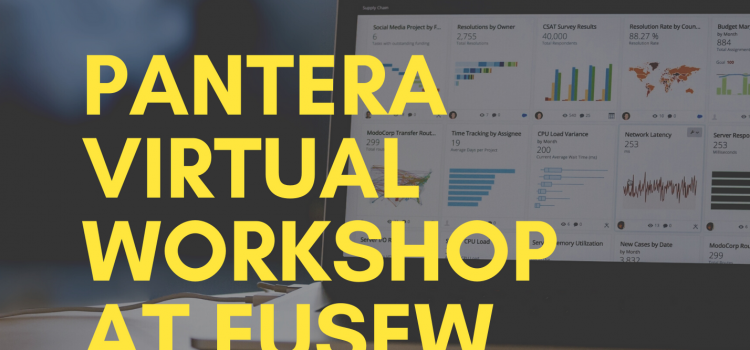 Join the first Pan-European PANTERA Virtual Workshop