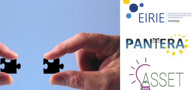Collaboration between Horizon 2020 projects: PANTERA and ASSET