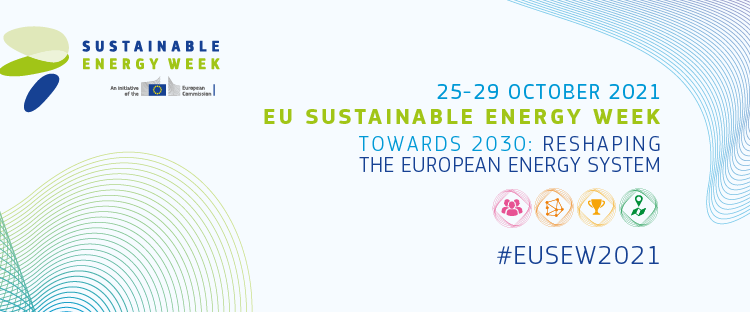 Connect with us at the EU Sustainable Energy Week